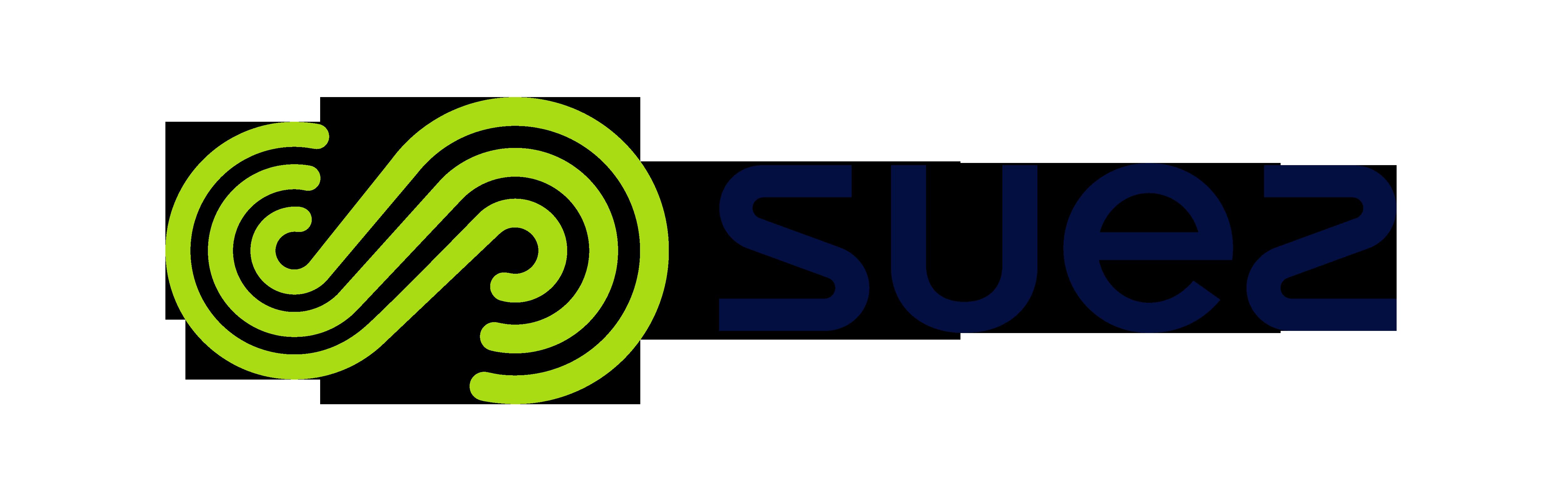 Logo of Suez environmental waste company
